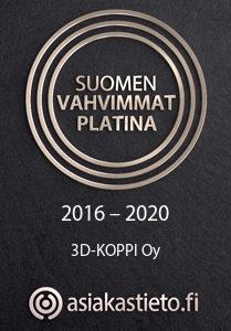 Suomen Vahvimmat 3Dkoppi